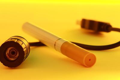 E-Zigarette ohne Nikotin als Raucherenwöhnung?