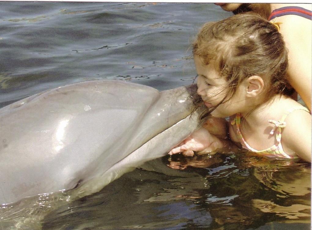 Delphintherapie