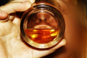 Alkoholkonsum kommt mit Methyphobie nicht in Frage.