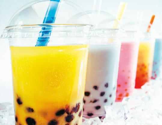 Enthält der bunte und beliebte Bubble Tea krebserregende Stoffe?