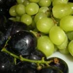 Weintrauben Pflege gegen Unreinheiten