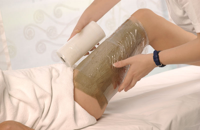 Massagen zum Abnehmen von fetten Oberschenkeln