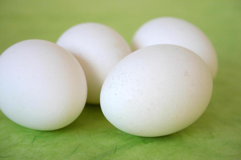 Gesunde Eier: Proteine, Vitamine und Nährstoffe tanken.