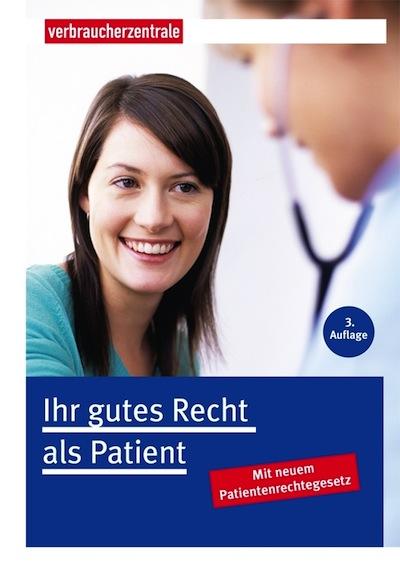 Patienten Rechte: Neuer Ratgeber der Verbraucherzentrale Nordrhein-Westfalen - apotheken-wissen.de