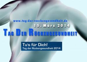 Tag der Rückengesundheit 2014 - apotheken-wissen.de