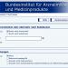 Screenshot der Online-Datenbank für Nebenwirkungen bei Medikamenten - apotheken-wissen.de