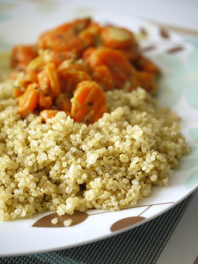 Quinoa: mineral- und eiweißreiche Pflanze