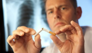 Obstruktive Lungenkrankheiten: eine von vielen Folgen des Rauchens