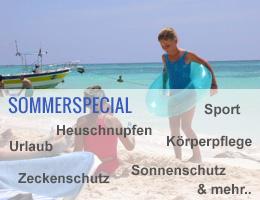 Gesundheitstipps im Sommer - apotheken-wissen.de
