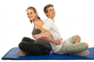 Rückenfitness gegen Rückenschmerzen - apotheken-wissen.de