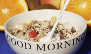 Gesundes Müsli zum Frühstück - apotheken-wissen.de