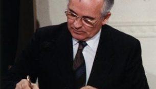 Feuermal Michail Gorbatschow - apotheken-wissen.de