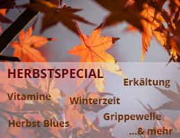 Gesundheitstipps im Herbst - apotheken-wissen.de