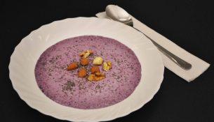 Heidelbeer-Chia-Pudding mit Graviola - apotheken-wissen.de