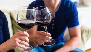 Gesunder Rotwein - apotheken-wissen.de