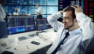 Stress: Börse und Broker