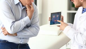 Krebsvorsorge Prostata