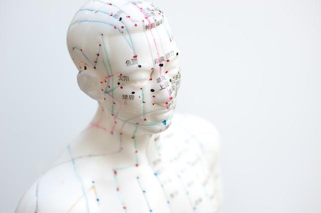 Akupunktur-Stellen