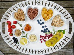 Gesundes Diät-Frühstück