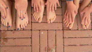Fingernägel, Zehnägel, Fußnägel