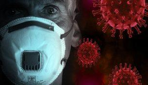 Maske gegen Coronavirus