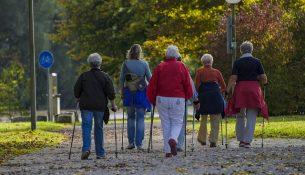 Nordic Walking bei Arthrose