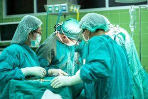 Teamarbeit in der Chirurgie